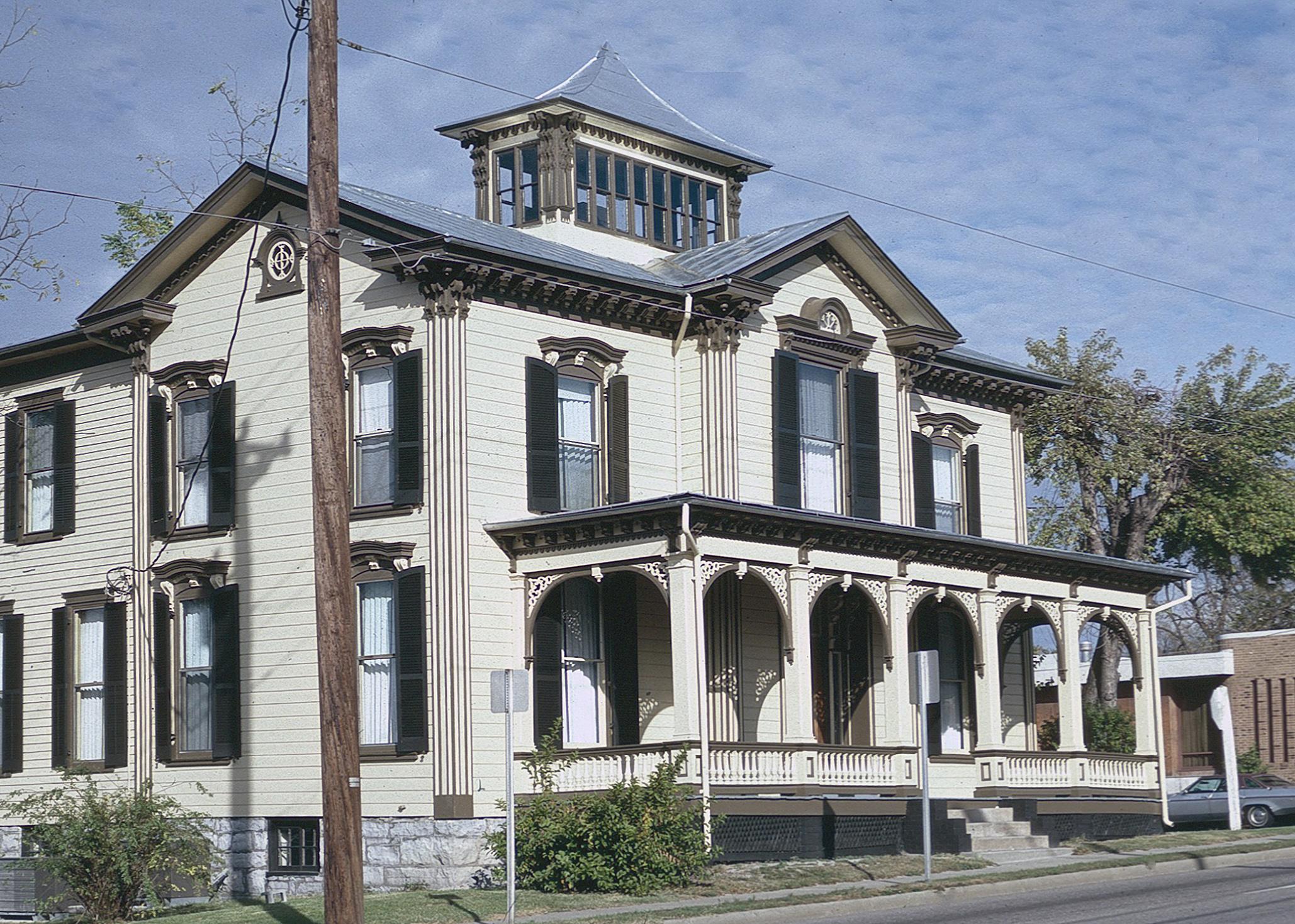 Anthony Hockman House