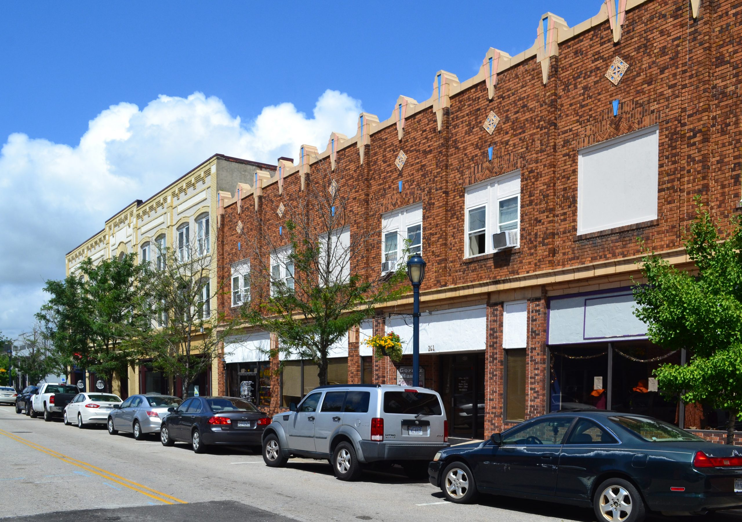 Downtown Hopewell Historic District