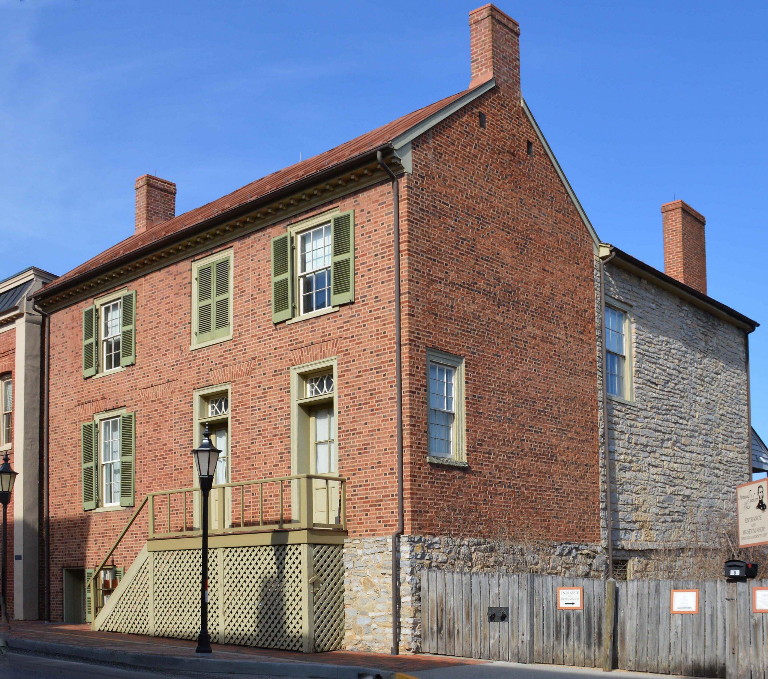Stonewall Jackson House