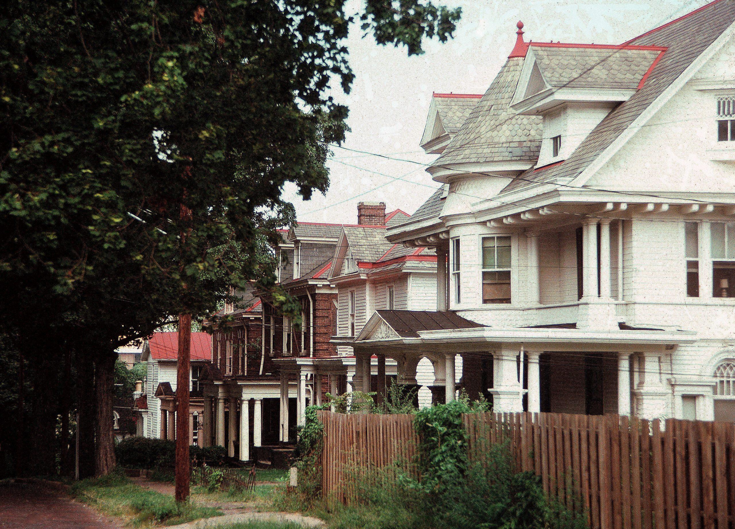 Diamond Hill Historic District