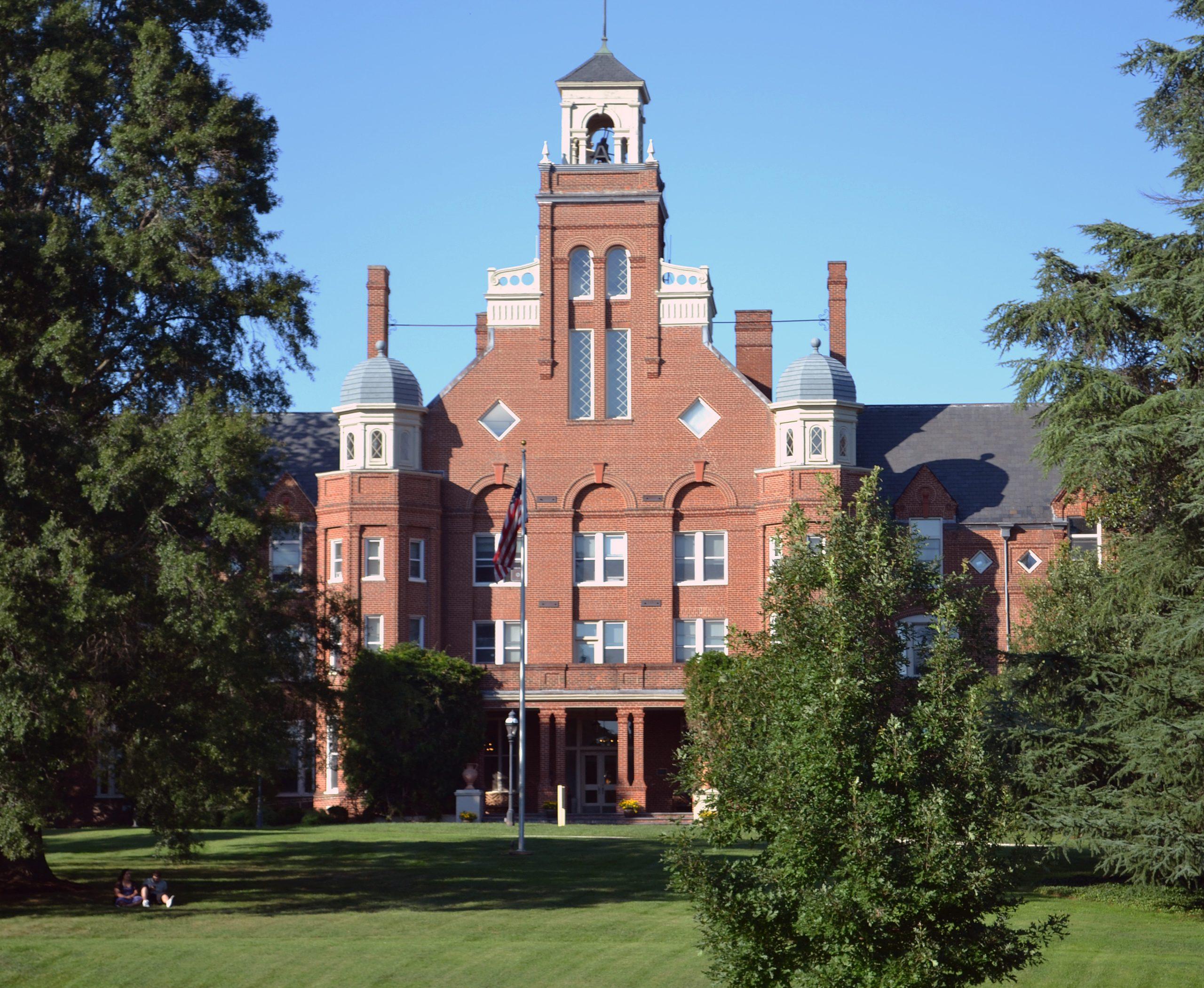 Randolph-Macon Woman's College Main Hall