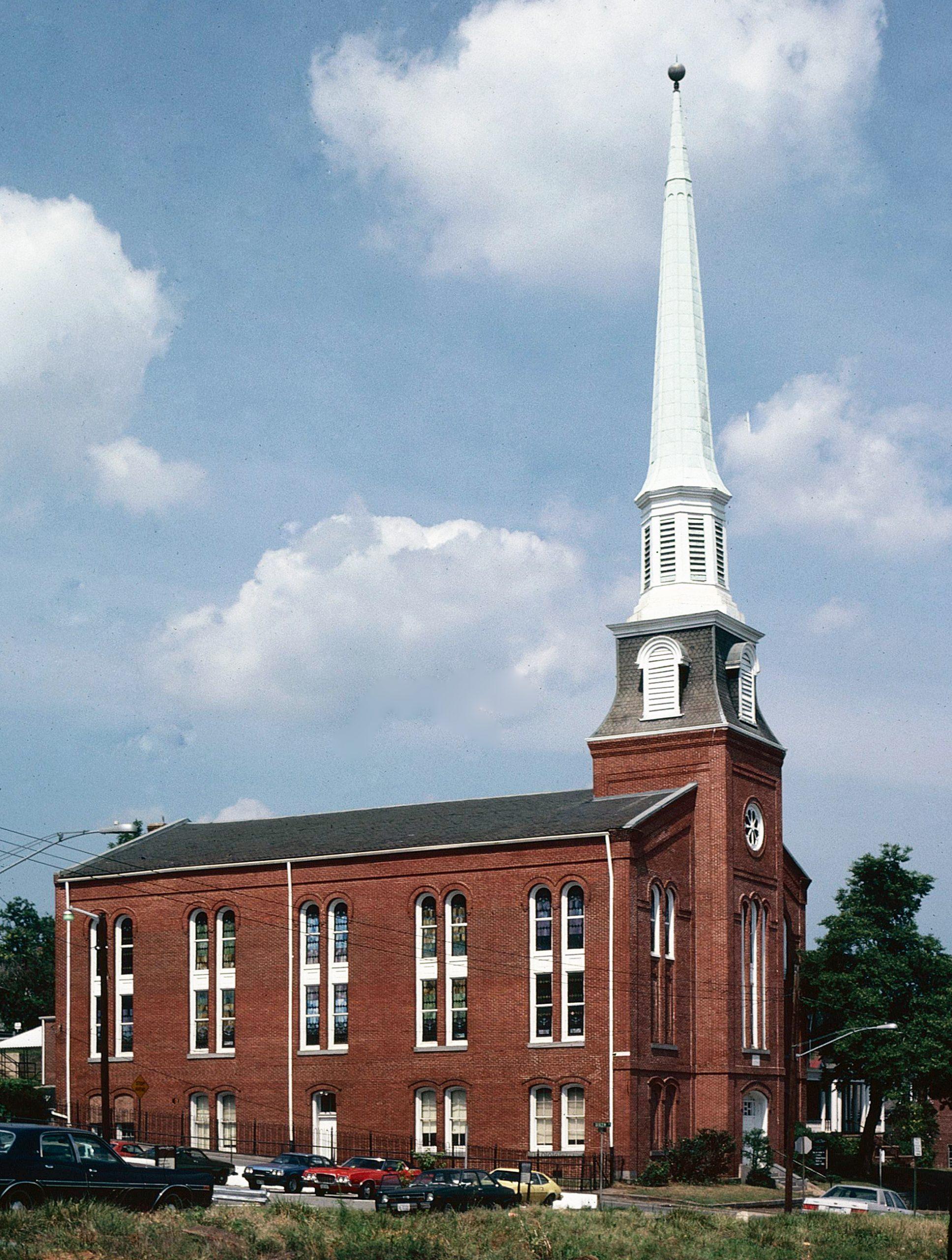 Court Street Baptist Church