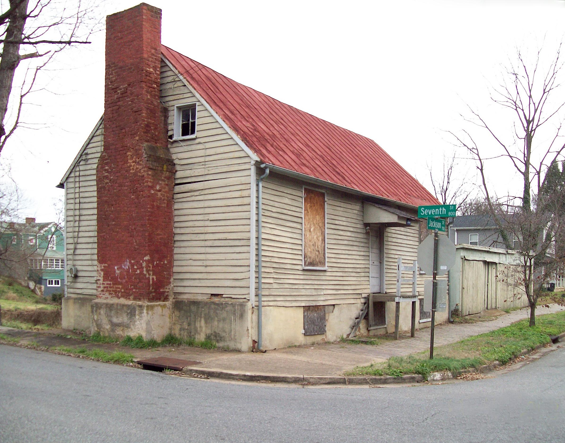 Lynch's Brickyard House