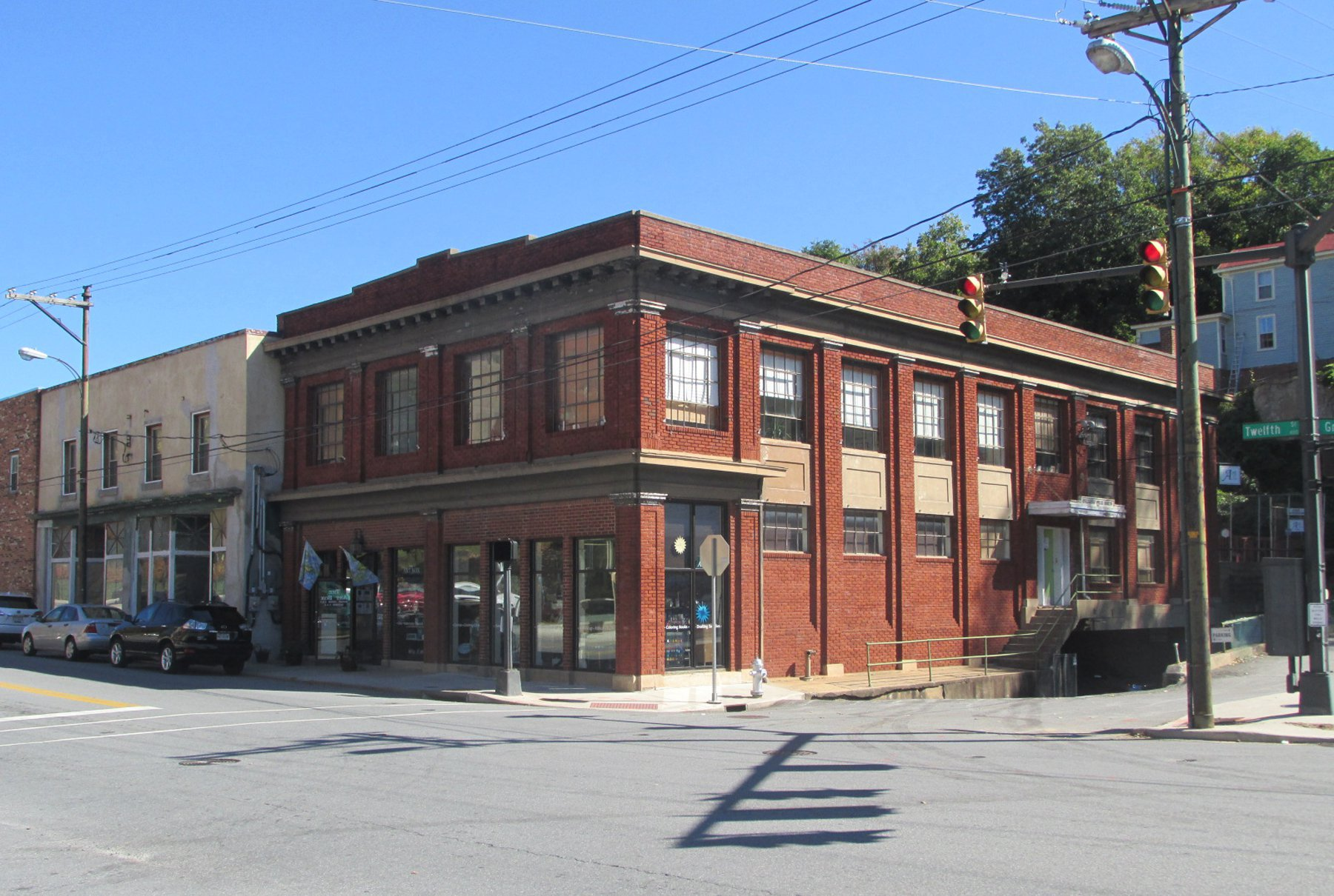 Court House Hill/Downtown Historic District 2016 Boundary Expansion