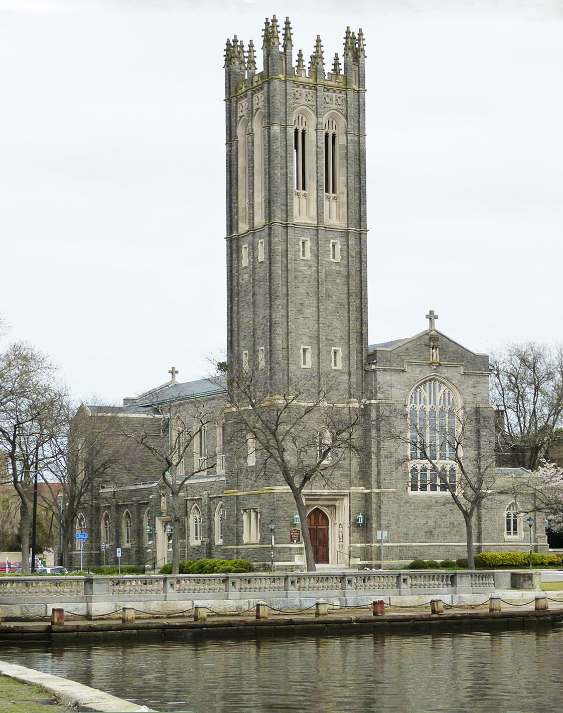 Christ and St. Luke's Church