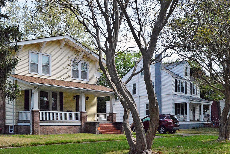 Lafayette Residence Park Historic District