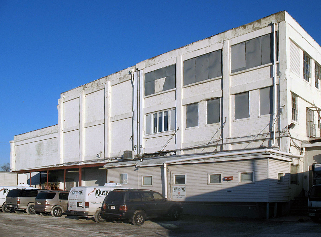 Virginia Ice & Freezing Corporation Cold Storage Warehouse