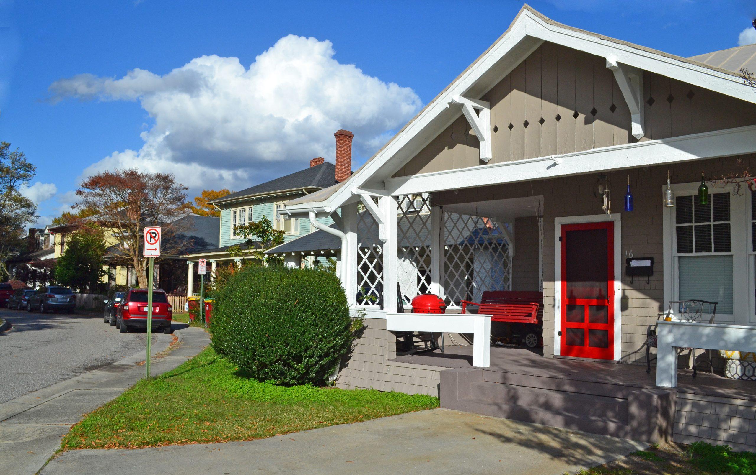 Centre Hill Historic District