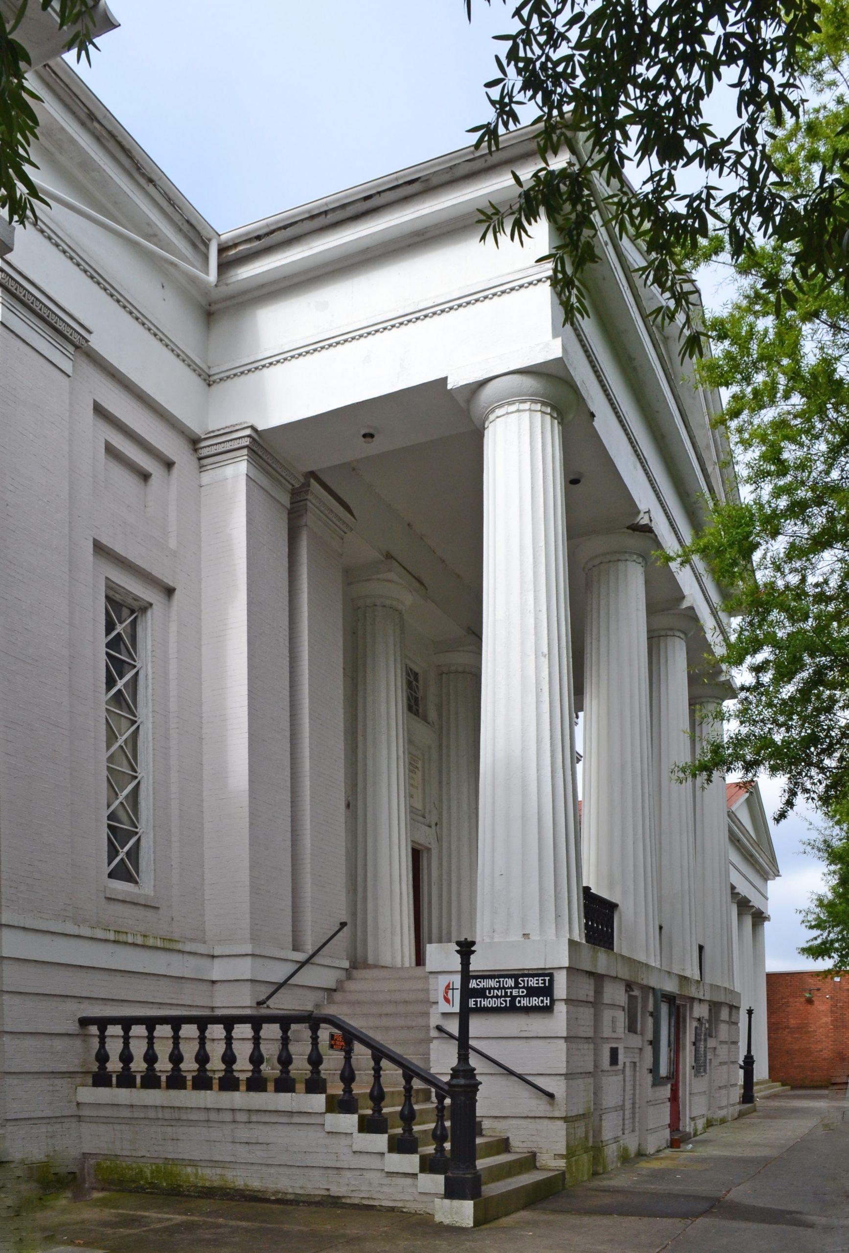 Washington Street Methodist Church