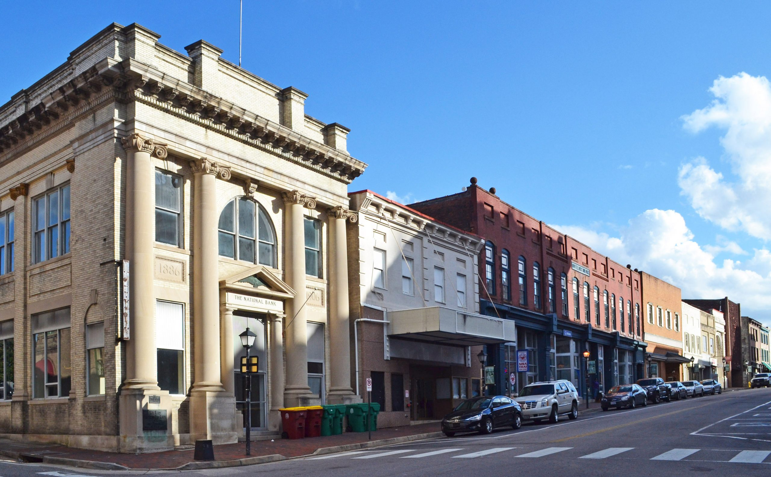 Petersburg Courthouse Historic District