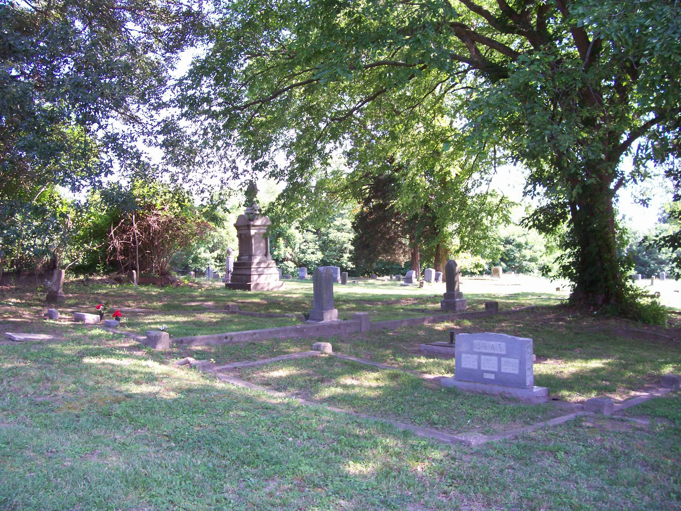 African-American Cemeteries in Petersburg, Virginia, 1818-1942 MPD