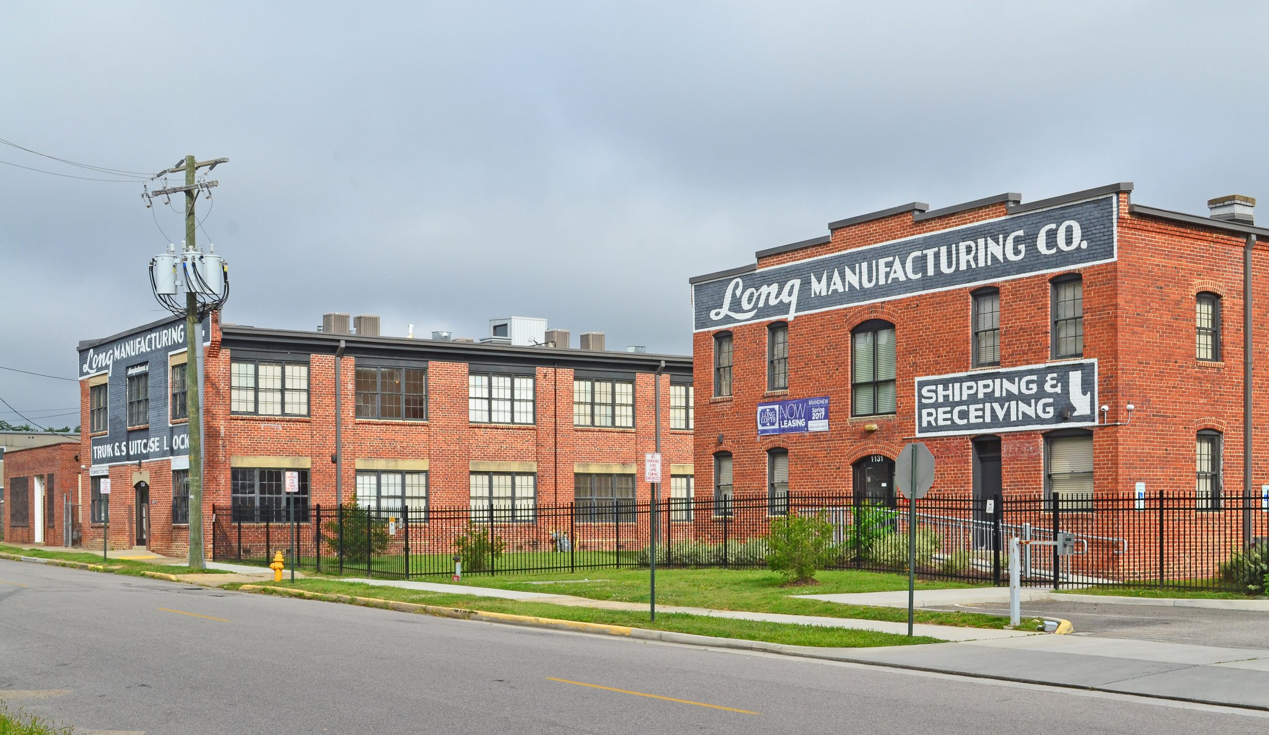 Commerce Street Industrial Historic District