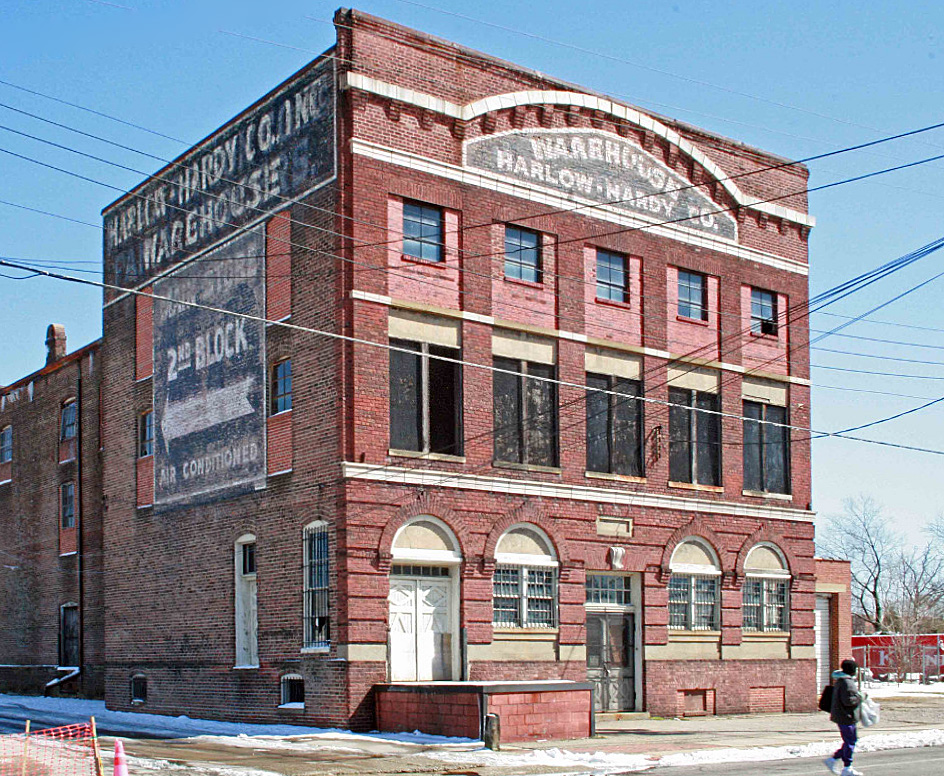 Atlantic Coast Line Railroad Commercial and Industrial Historic District