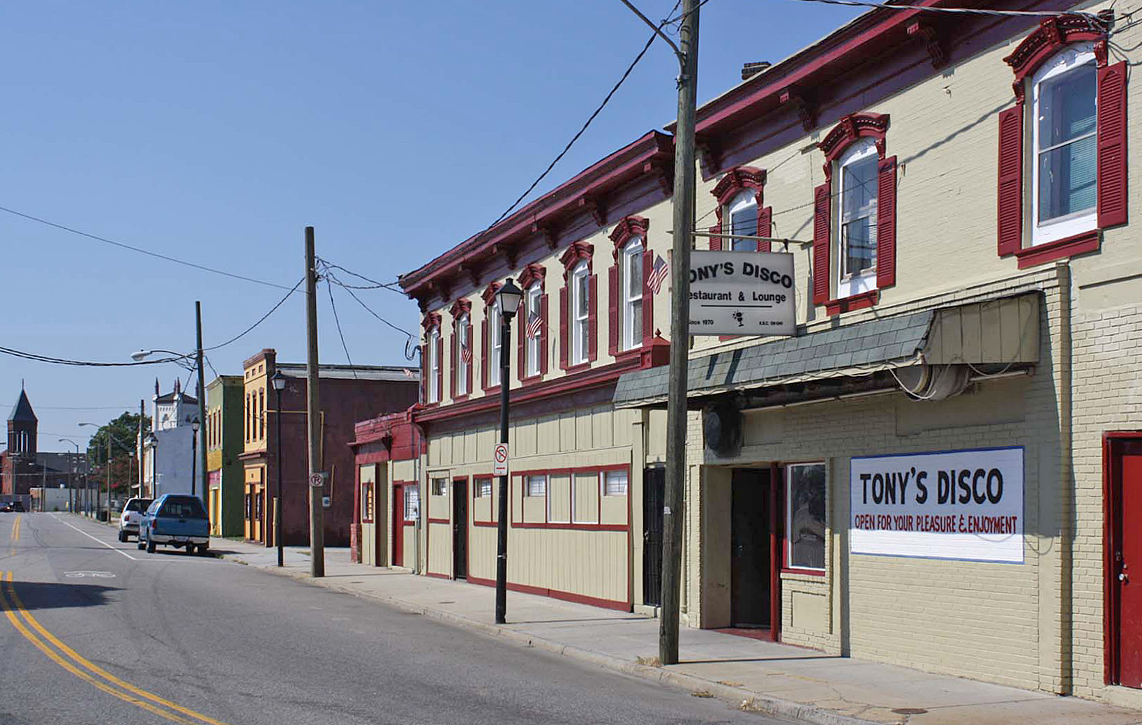 Halifax Triangle & Downtown Commercial Historic District