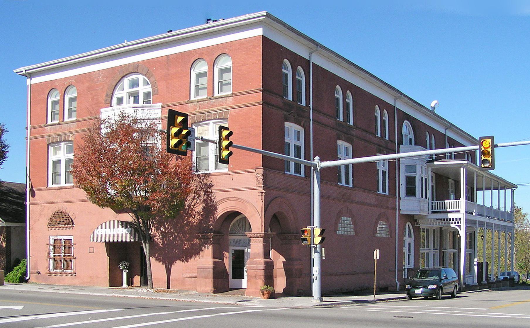 West Radford Commercial Historic District