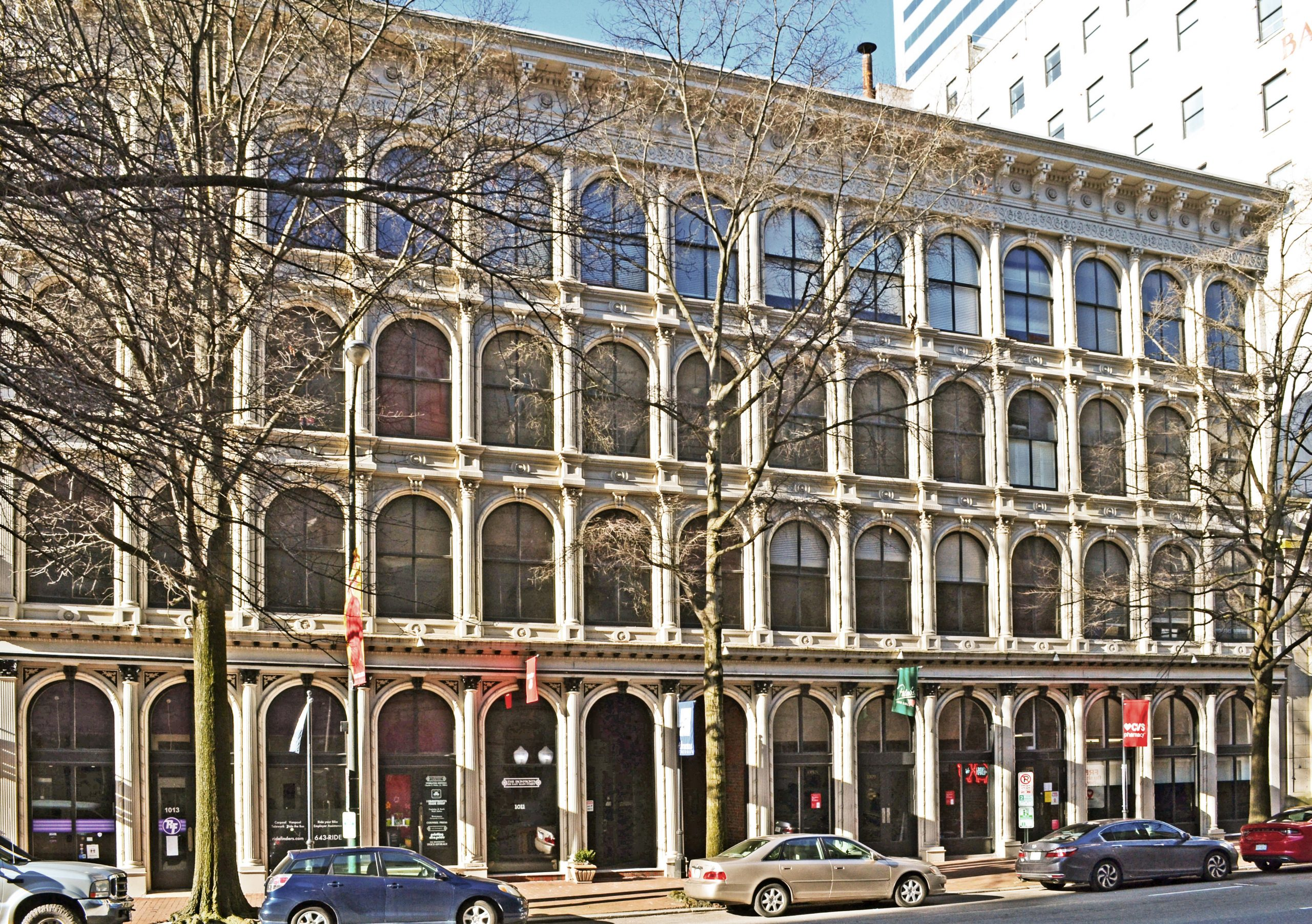 Stearns Iron-Front Building (Stearns Block)
