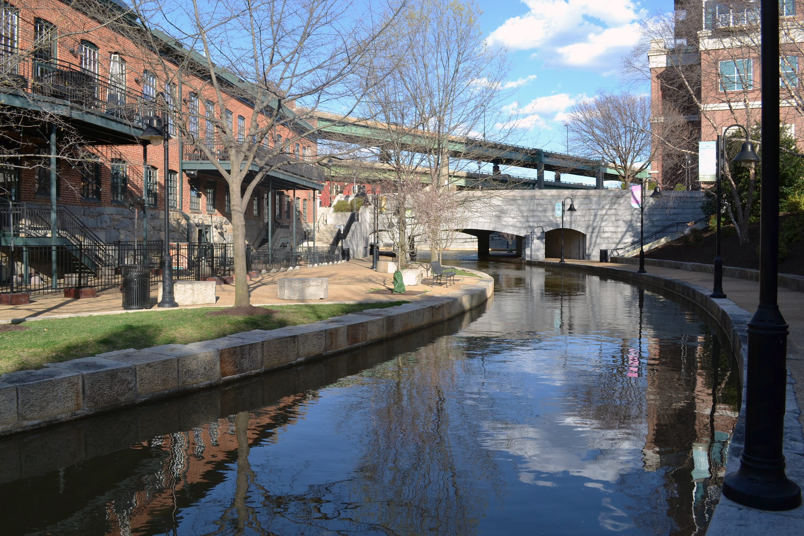 James River and Kanawha Canal Historic District