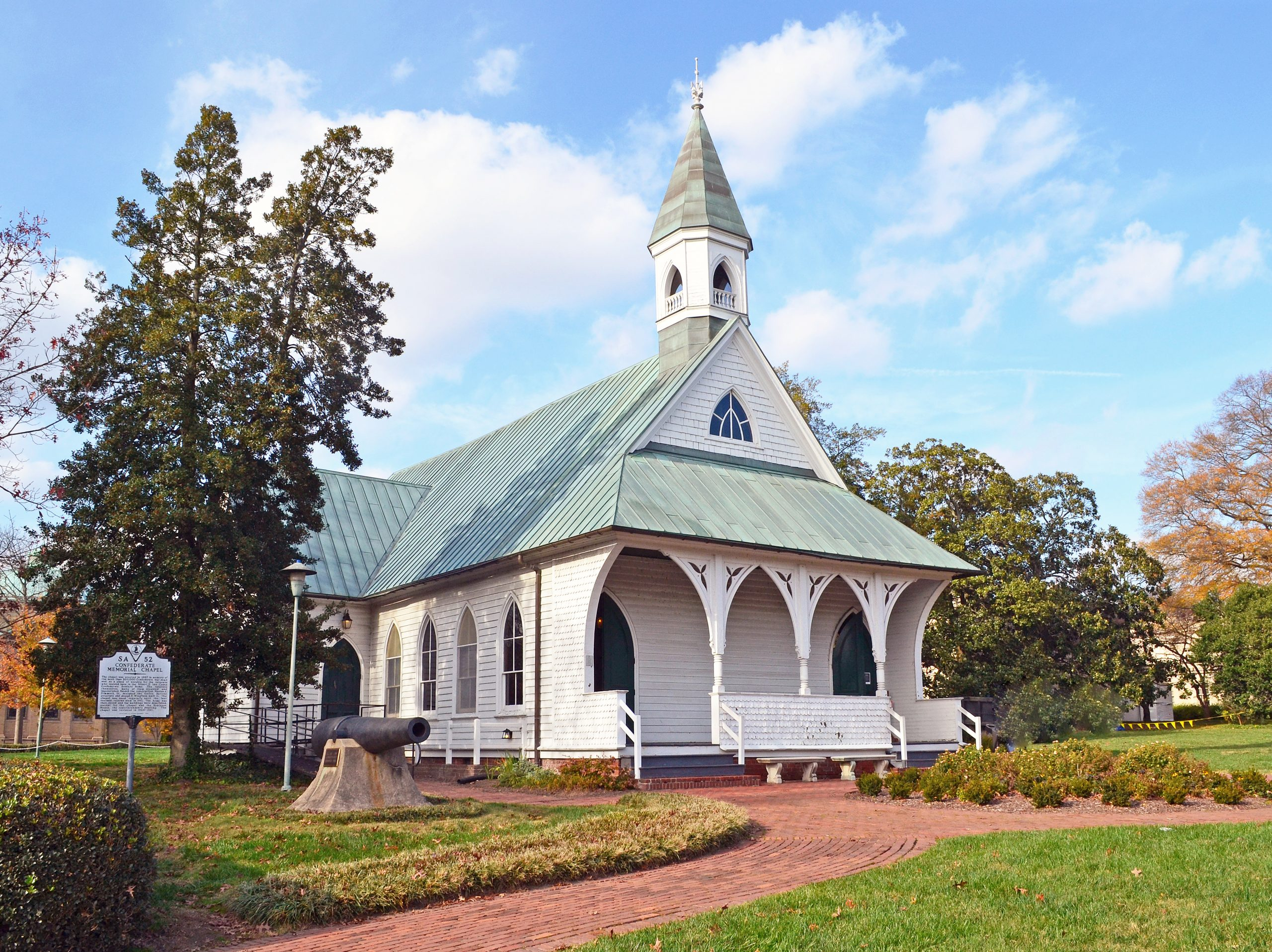 Confederate Memorial Chapel