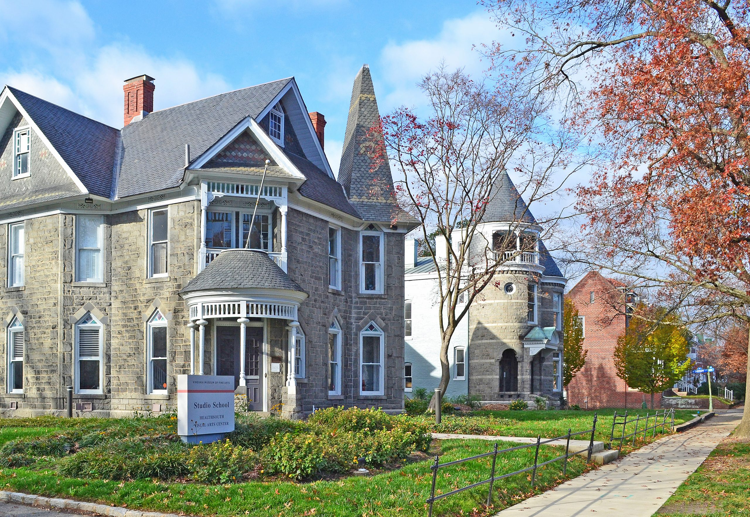 Twenty-Nine Hundred Block Grove Avenue Historic District