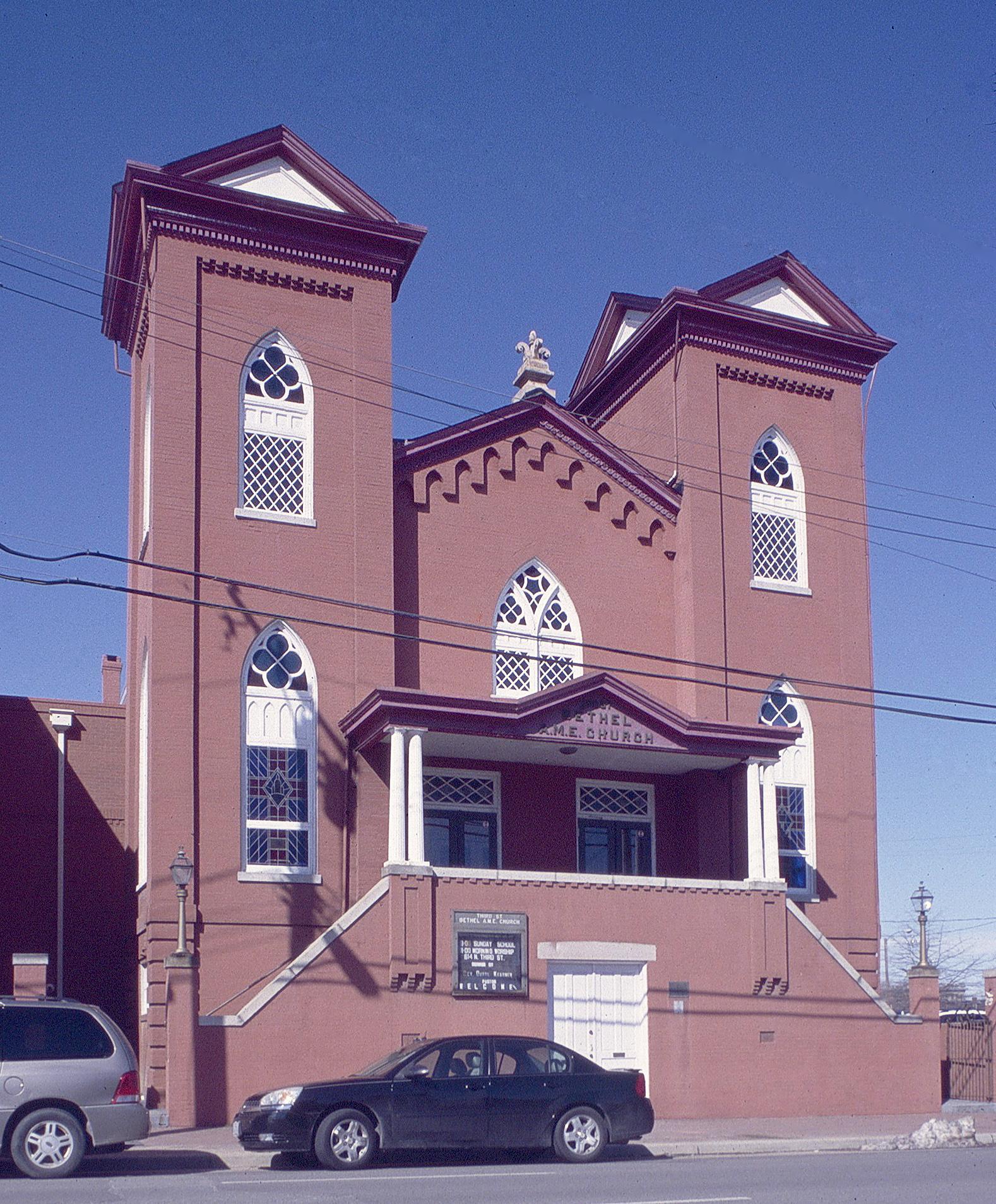 Third Street Bethel African Methodist Episcopal Church