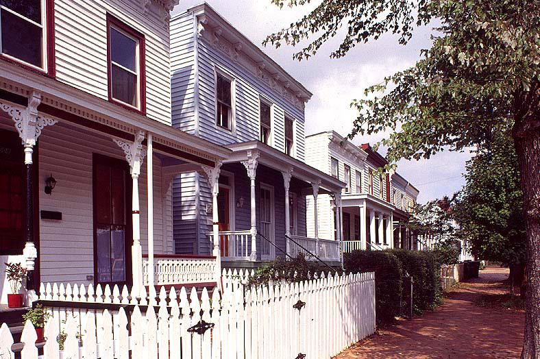 Oregon Hill Historic District