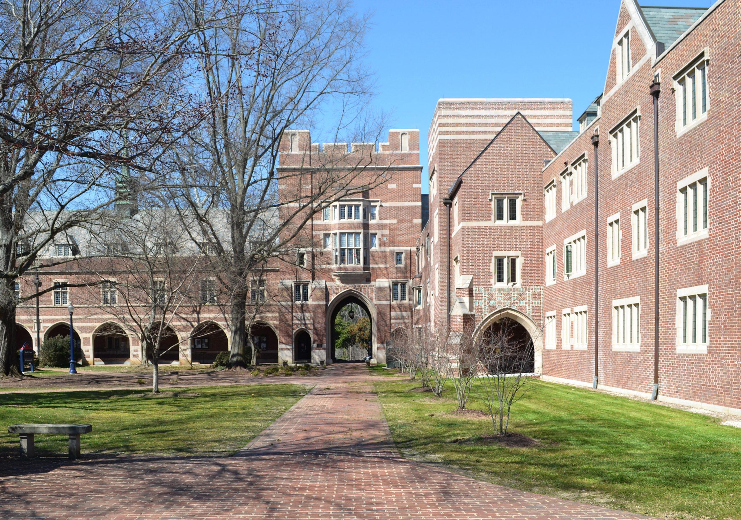 North Court