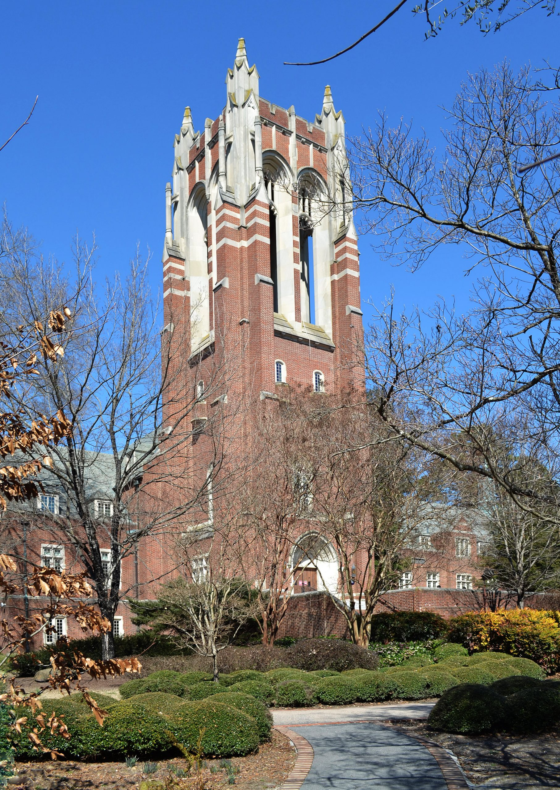 The History and Architecture of the University of Richmond, 1834-1977 (MPD)