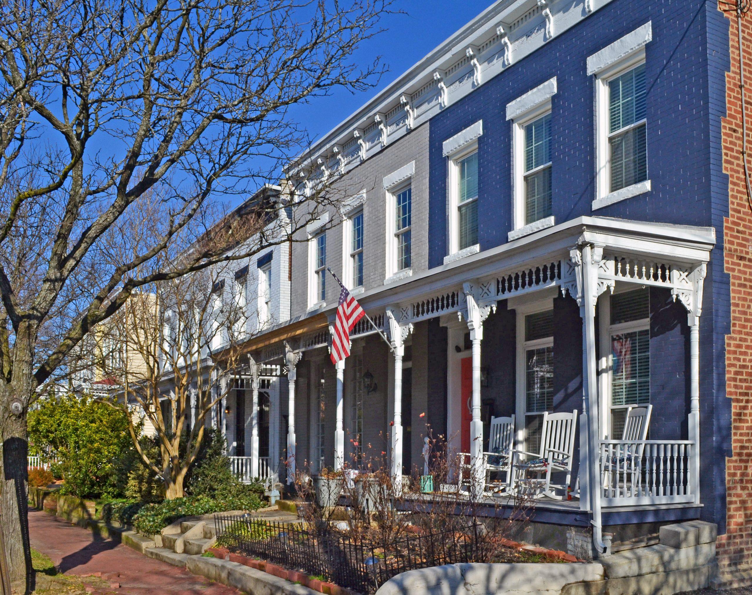 Fan Area Historic District Extension