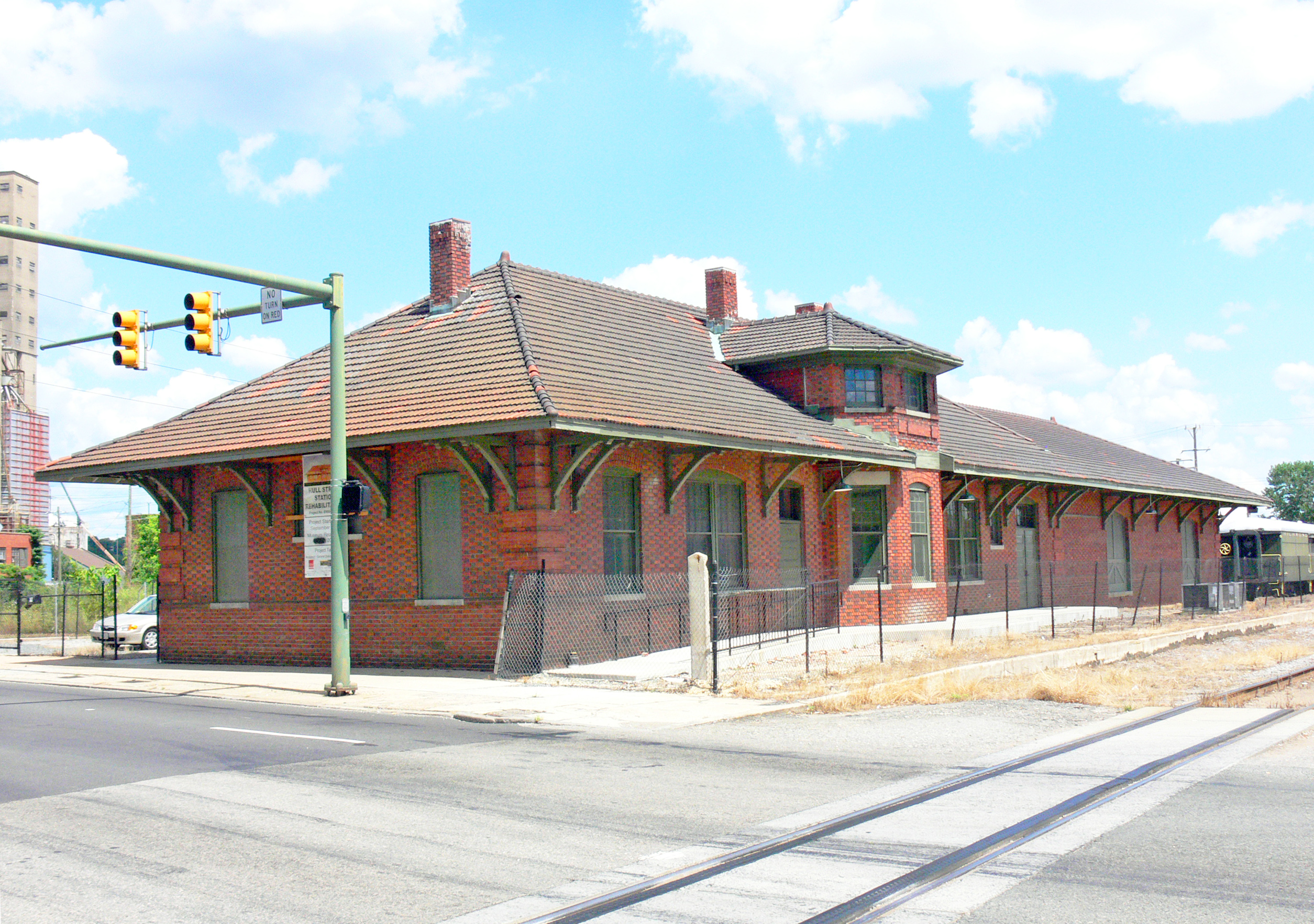 Manchester Industrial Historic District & Boundary Increases