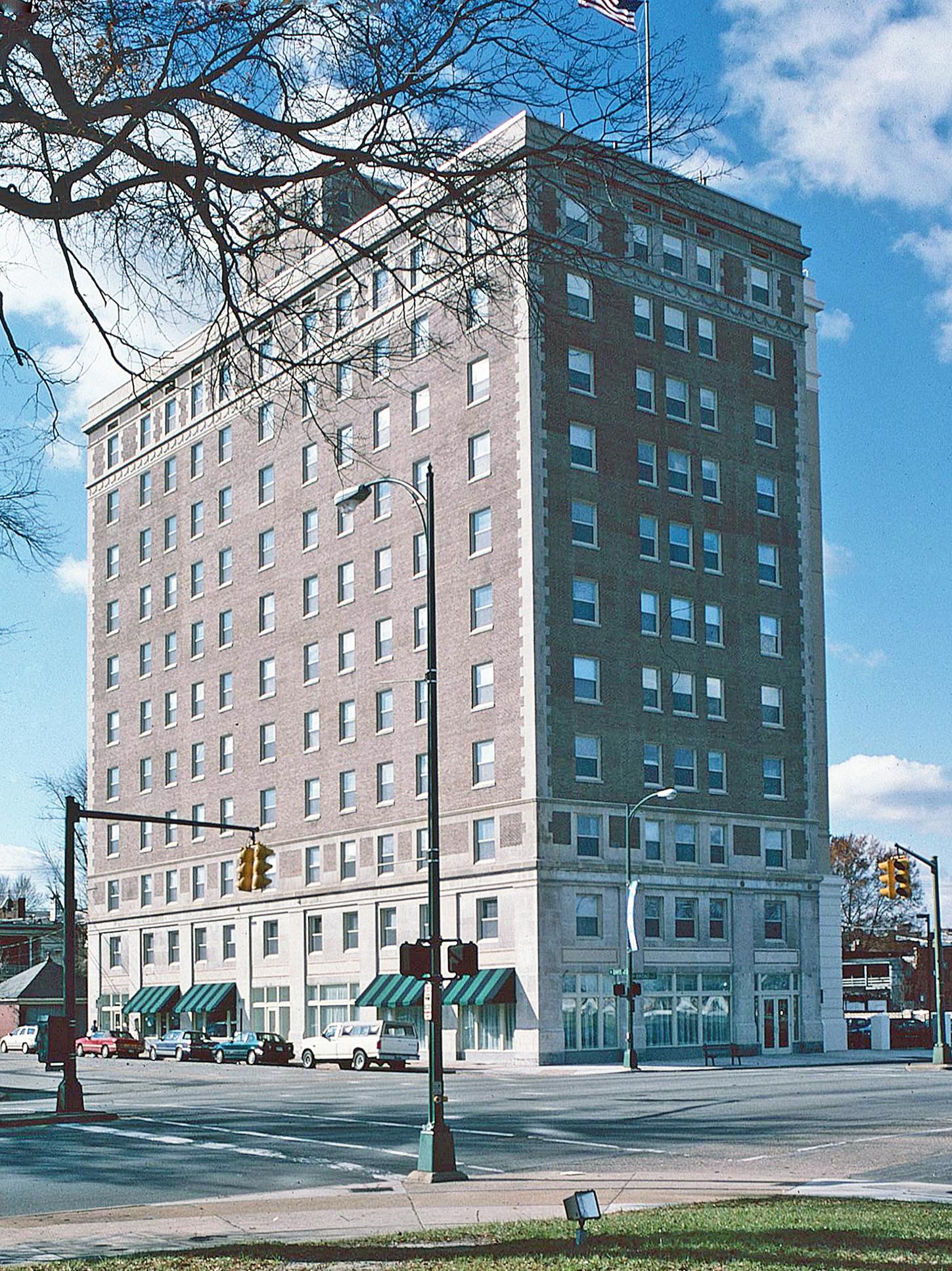 William Byrd Hotel
