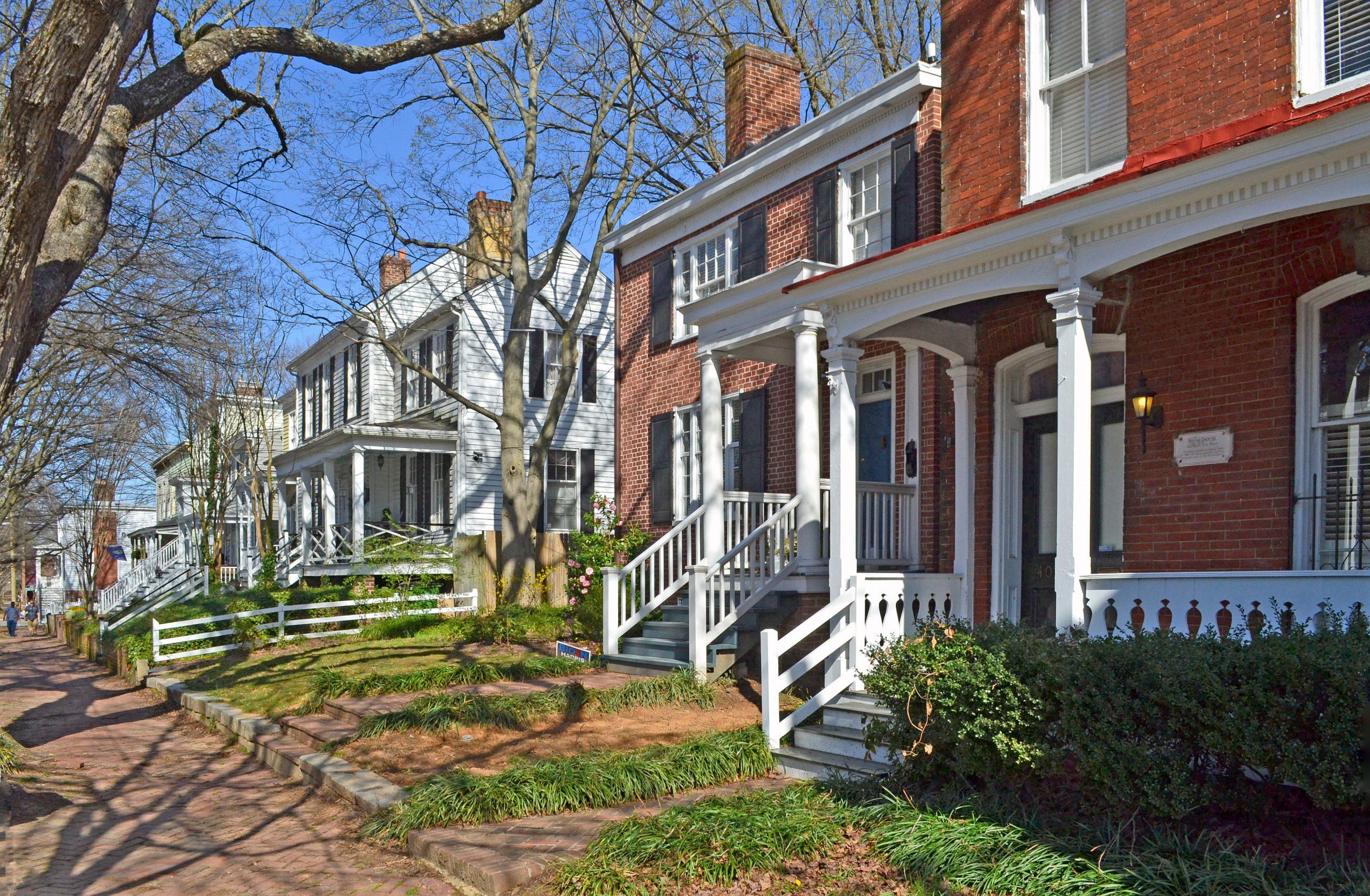Church Hill North Historic District
