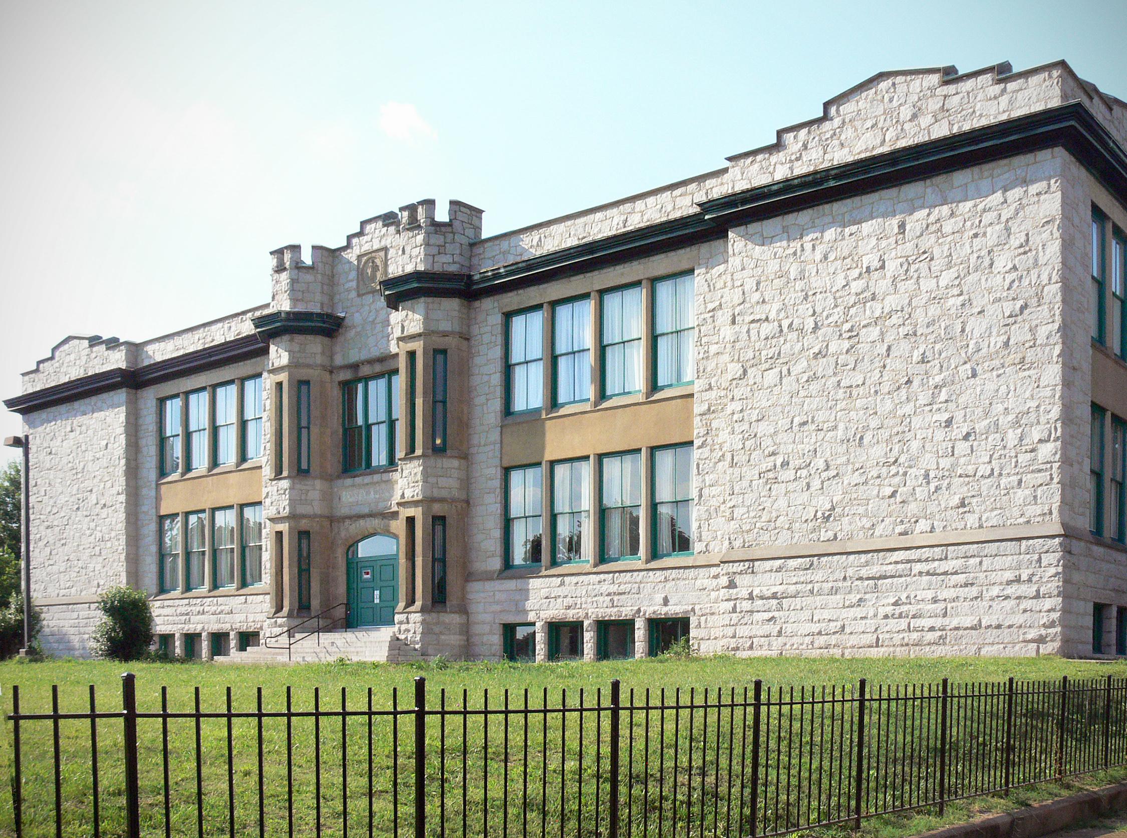 John B. Cary School