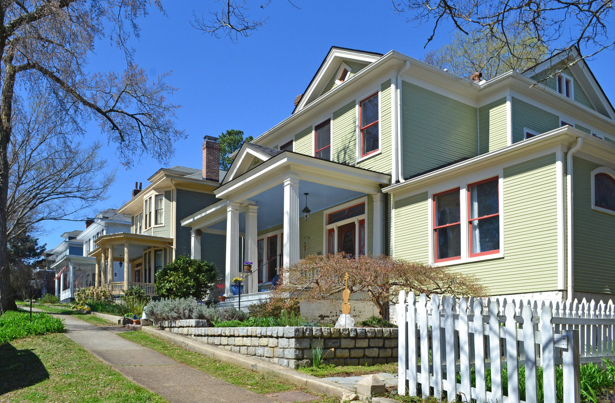 Woodland Heights Historic District