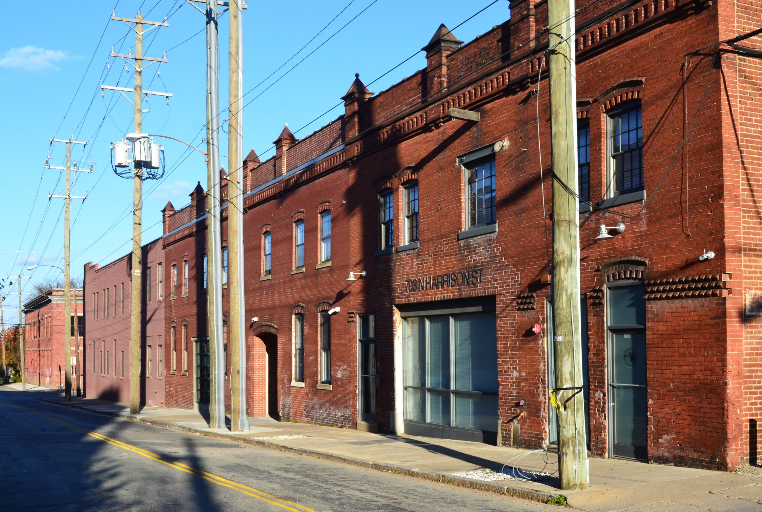 Carver Industrial Historic District