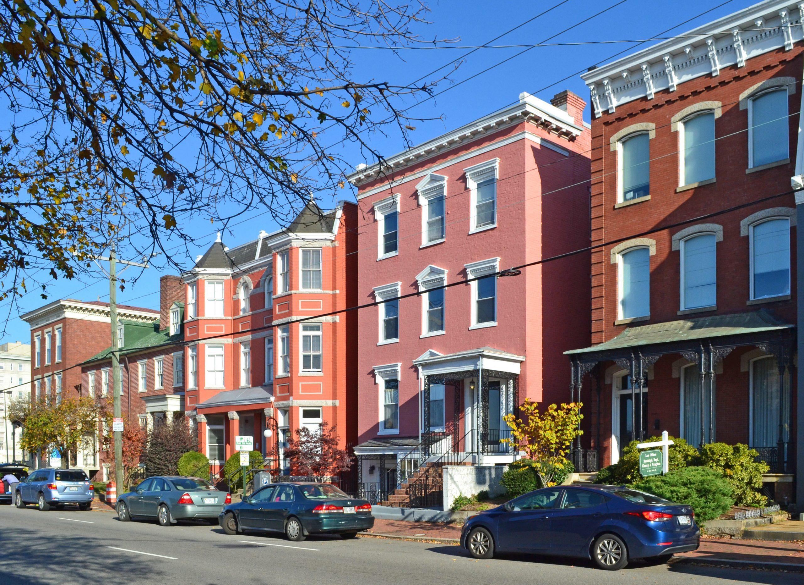 Monroe Ward Historic District