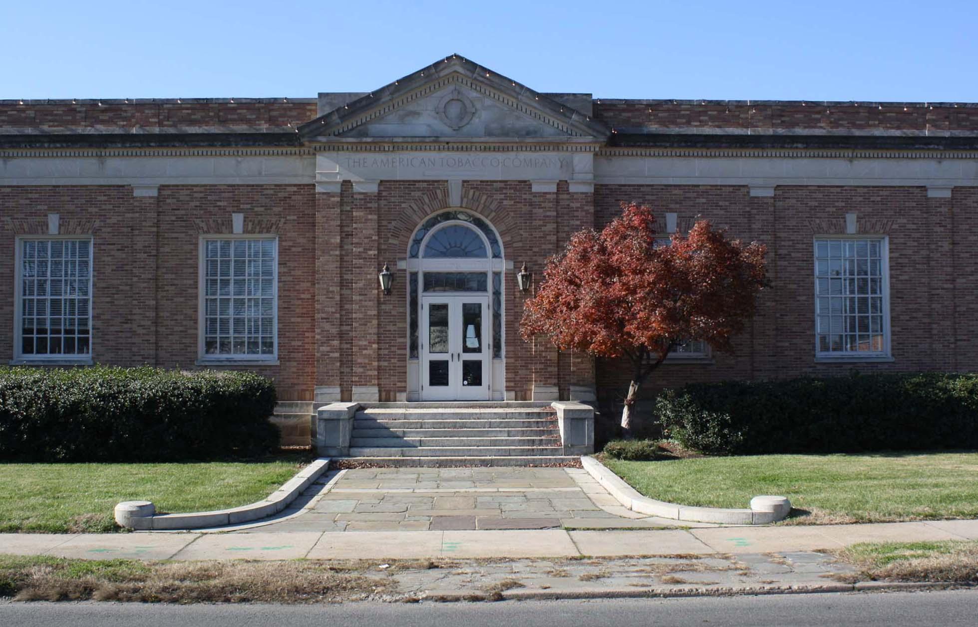 American Tobacco Company South Richmond Complex Historic District