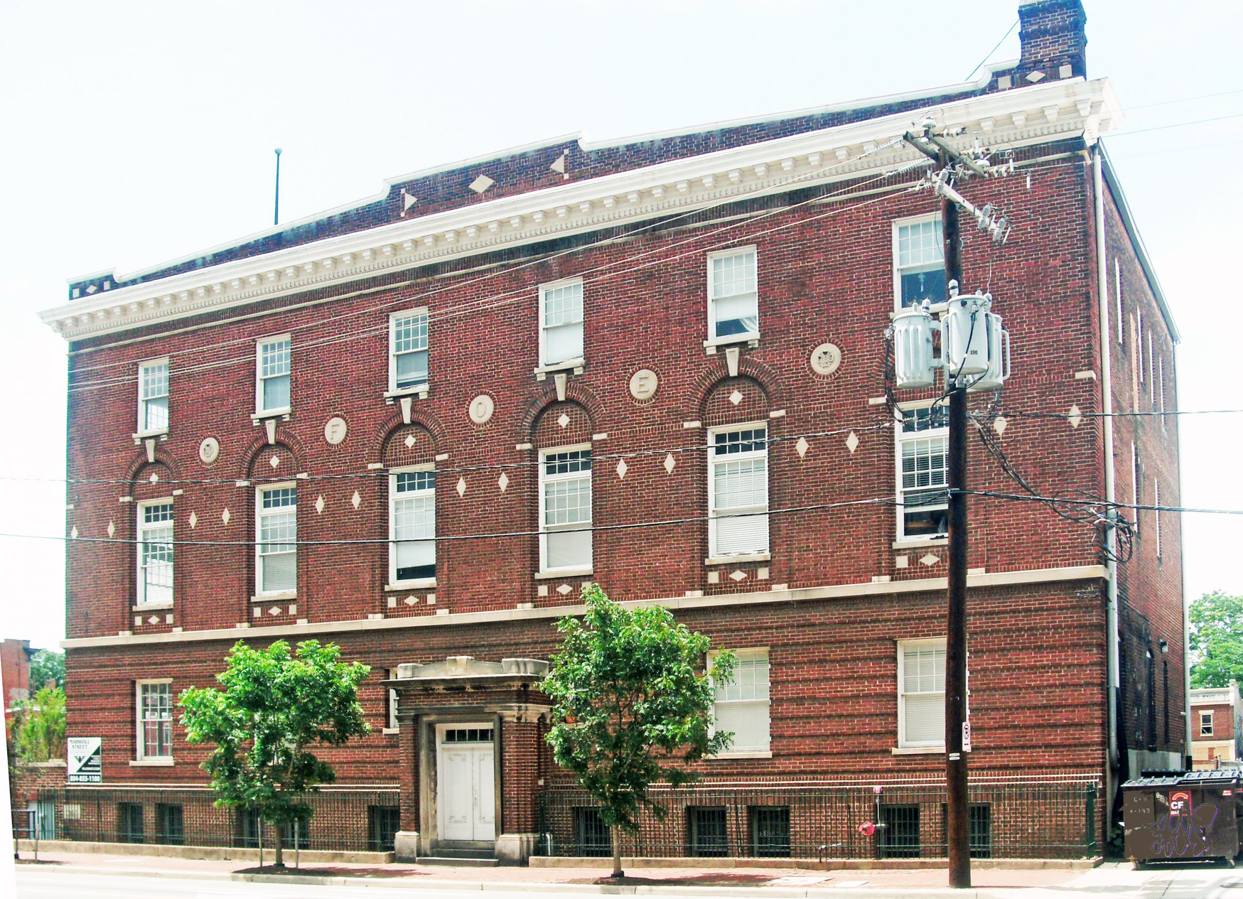 Fraternal Order of Eagles Building
