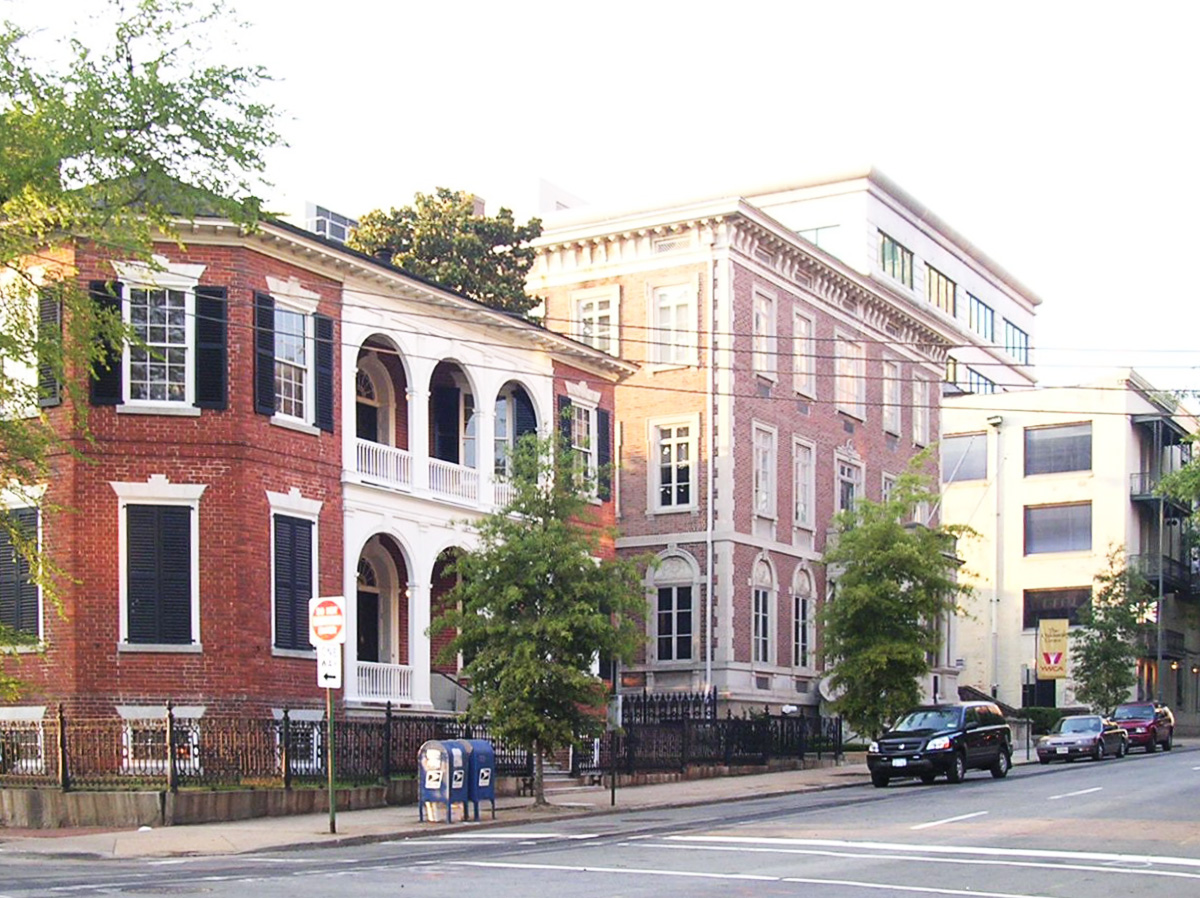 Fifth and Main Downtown Historic District