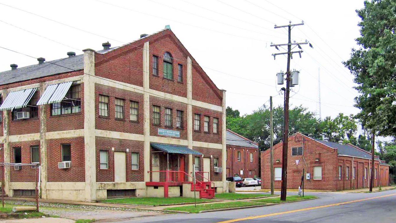 Department of Public Utilities Howard (Overbrook) Road Facility