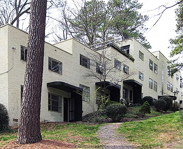 John Rolfe Apartments