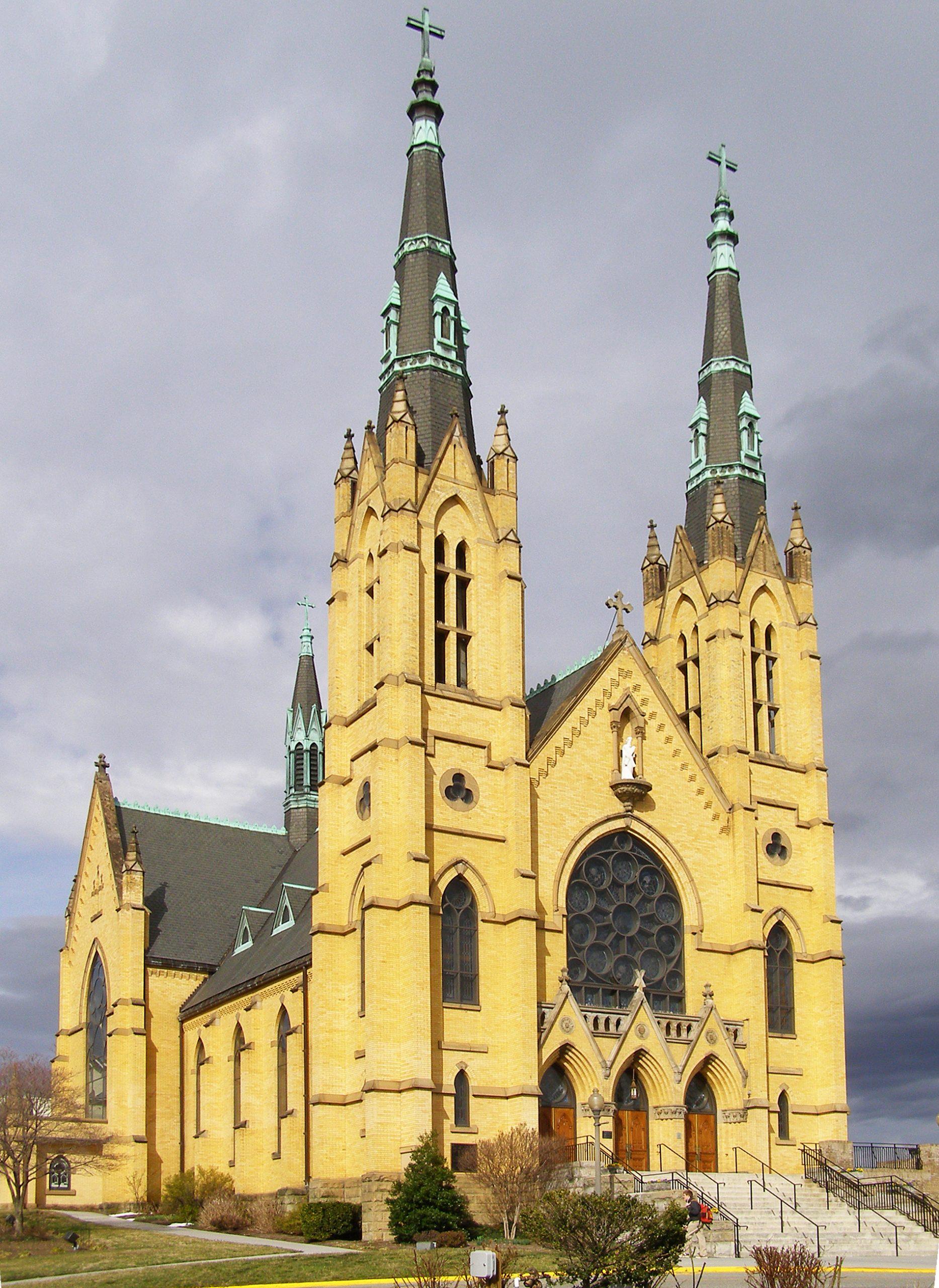 St. Andrew's Roman Catholic Church