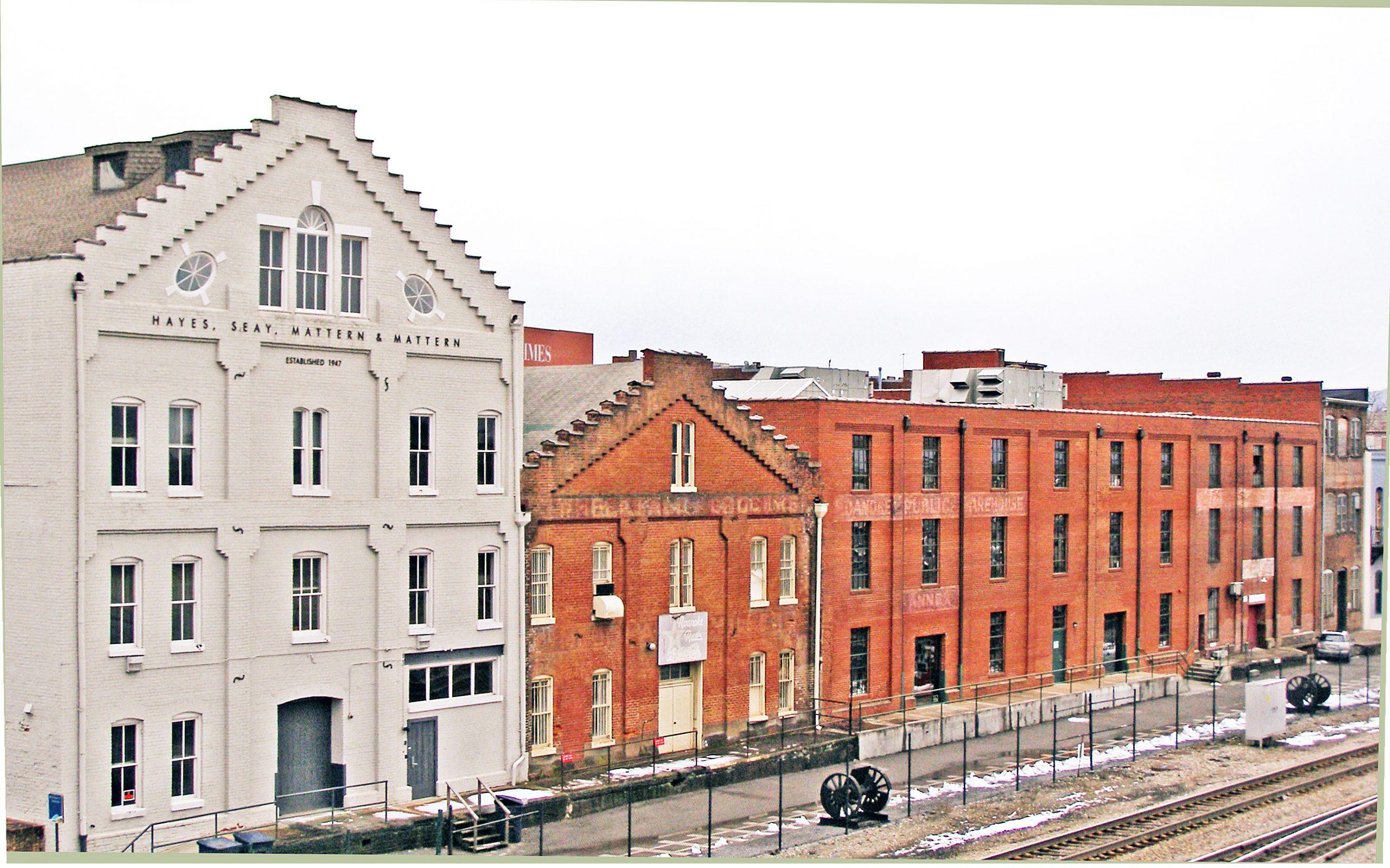 Roanoke Warehouse Historic District