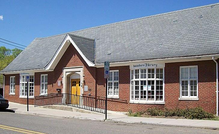 Gainsboro Library