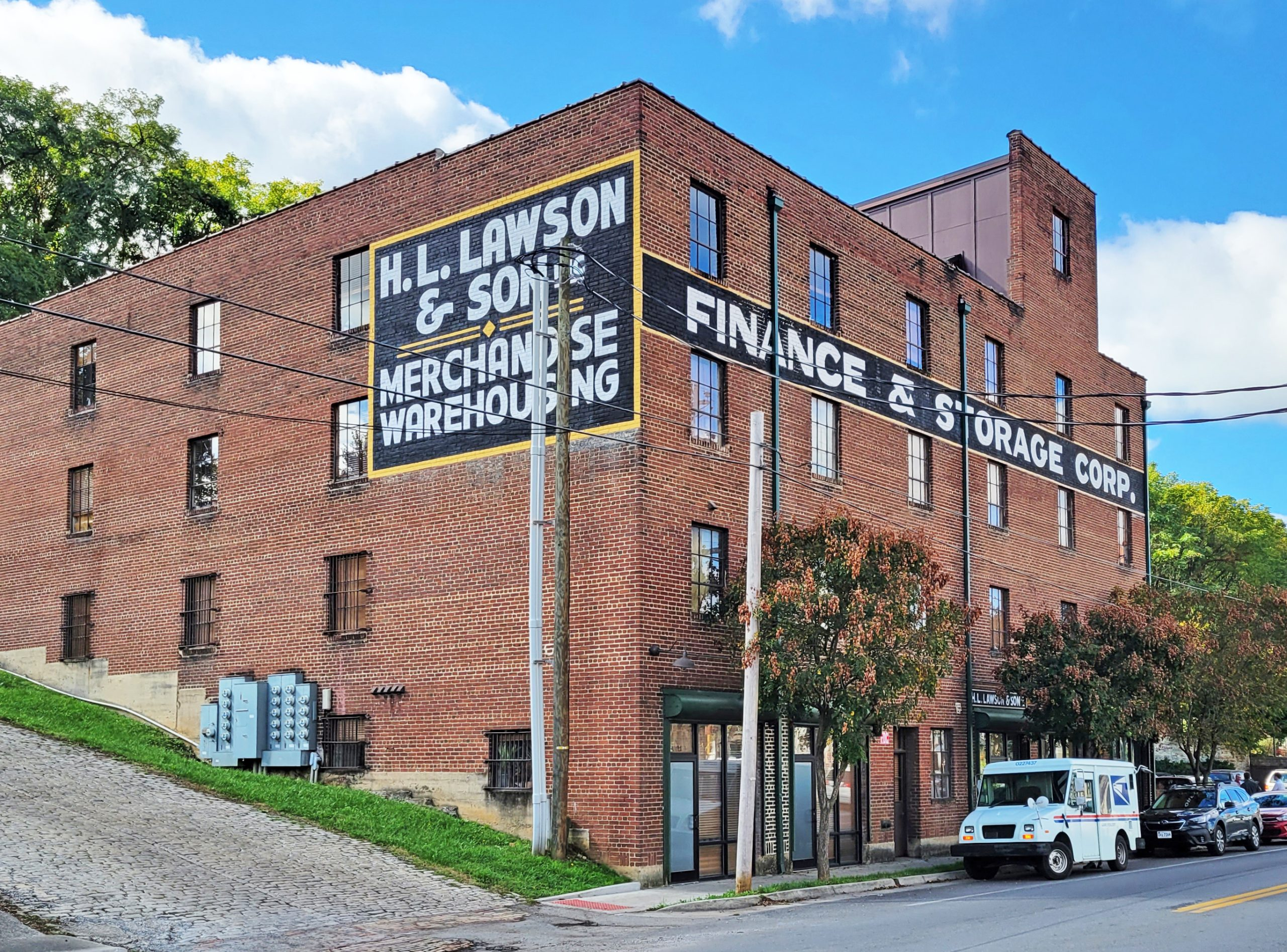H.L. Lawson & Son Warehouse