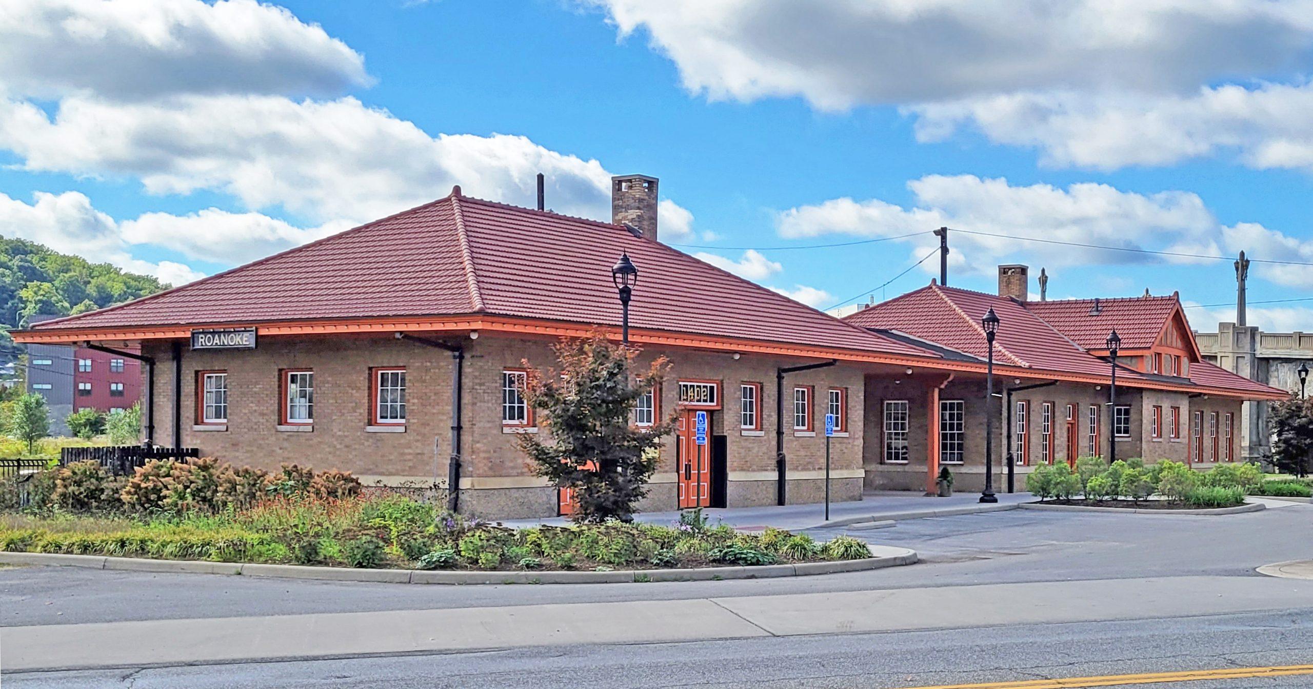 Virginian Railway Passenger Station