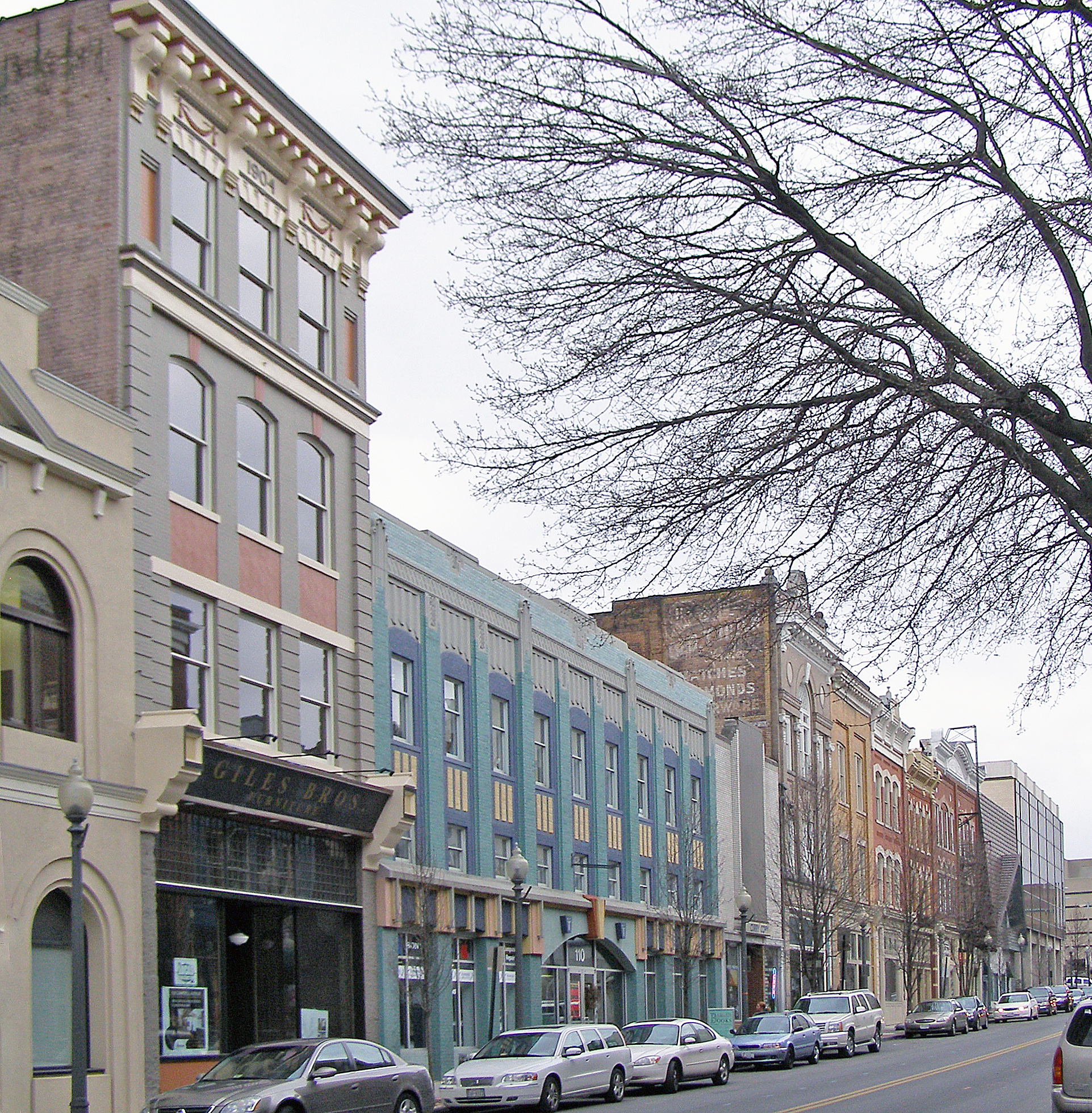 Roanoke Downtown Historic District