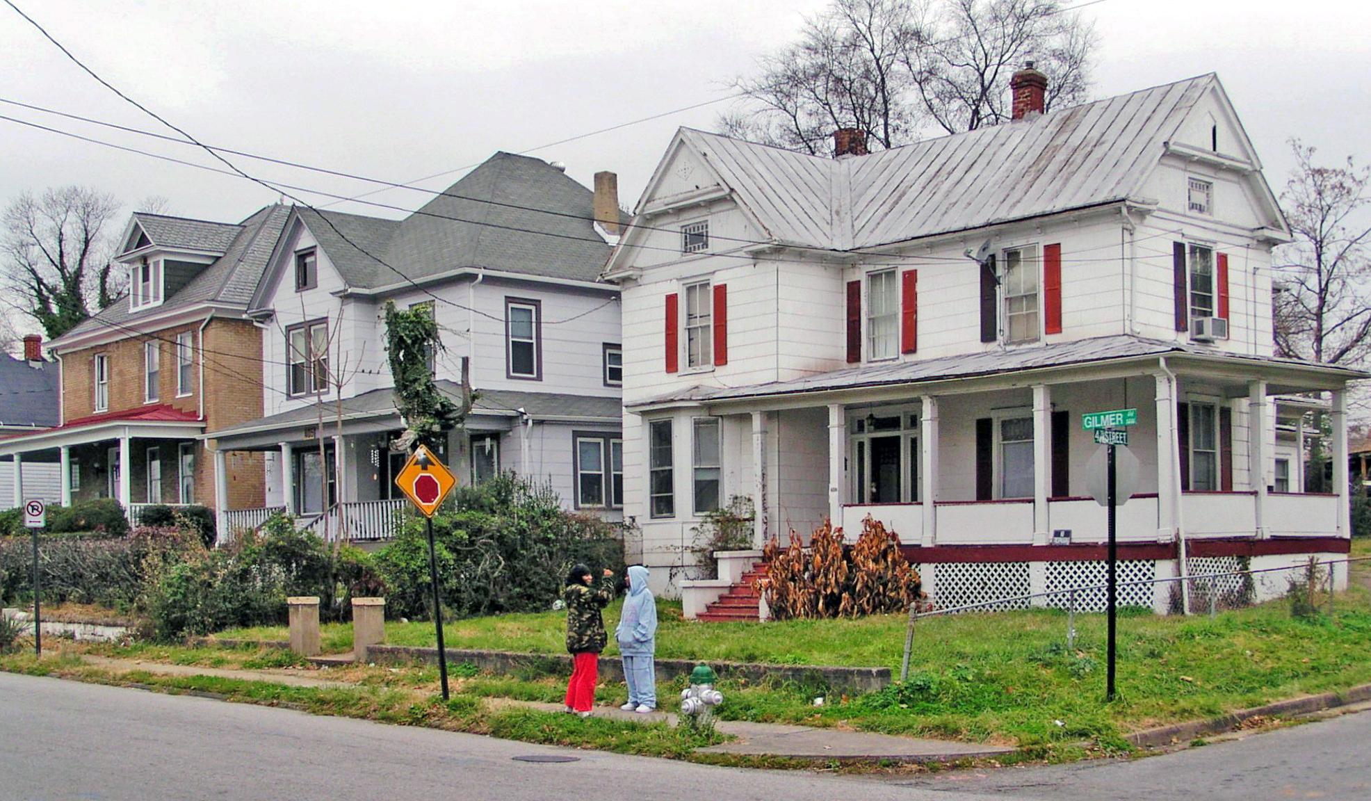 Gainsboro Historic District