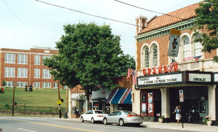 Grandin Road Commercial Historic District