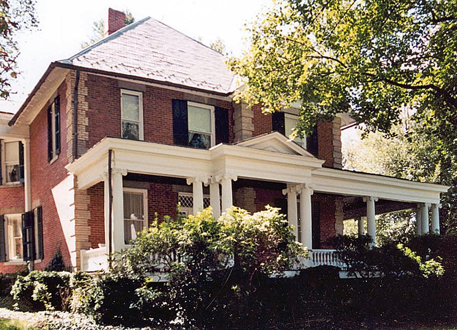 Boxley-Sprinkle House