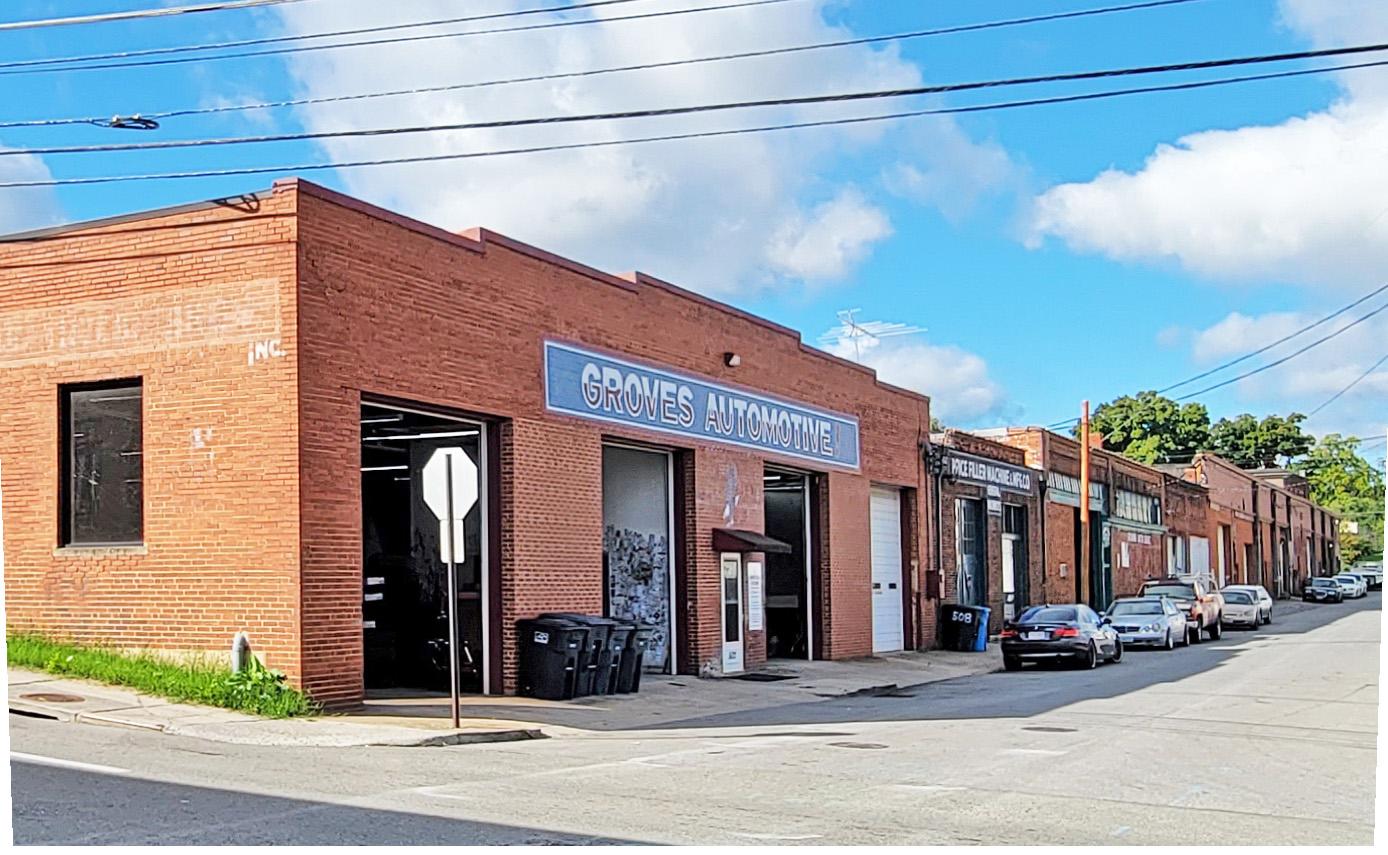 Salem Avenue/Roanoke Automotive Commercial Historic District